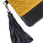Tassel on Clutch