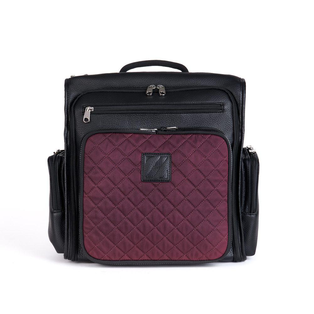 SQ Claret Backpack